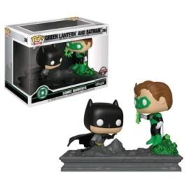 Movie Moment Green Lantern vs Batman exclusive Funko Pop