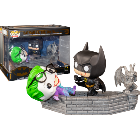 Movie Moment Green Lantern vs Batman exclusive Funko Pop