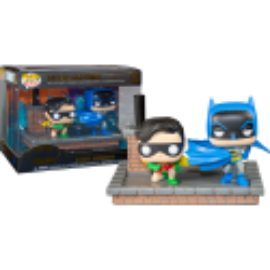 Movie Moment Batman y Robin Funko Pop 1950