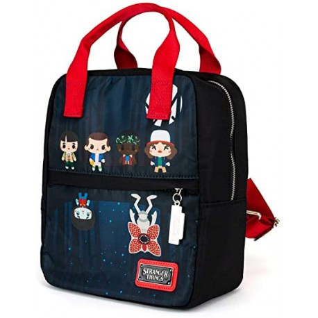 Mochila Stranger Things Chibi LoungeFly