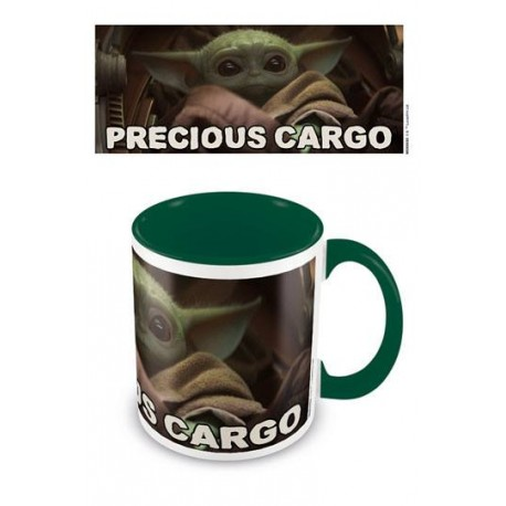 Taza Baby Yoda The Child Star Wars Mandalorian