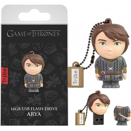 Fantasma Ghost Lápiz Memoria USB 16 gb pendrive Juego Tronos Game Thrones