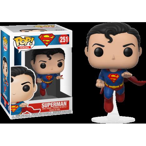Figura Superman Liga de la Justicia POP VINYL FIGURA Funko