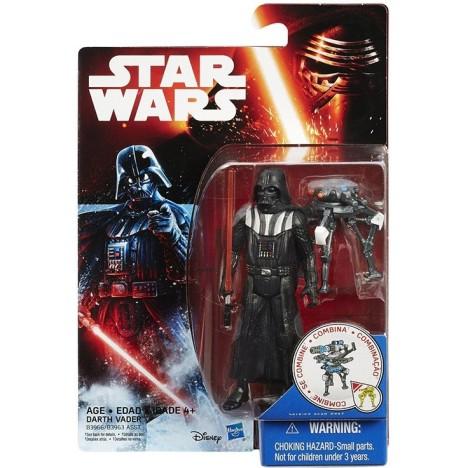 """Pack Darth Vader y Sandtrooper Star Wars Black Series 6"""""""