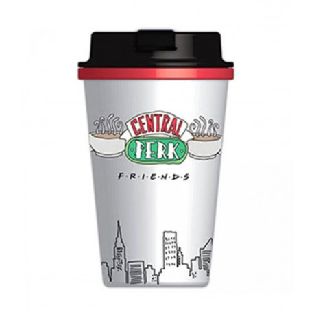 Vaso termo viaje premium Central Perk Friends