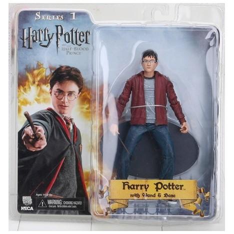 Figura Ron Weasley Harrry Potter Mcfarlane con patronus