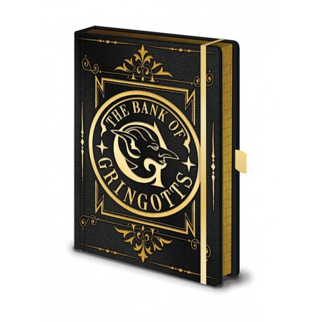 Libreta Premium Death Eater Mortífago Harry Potter