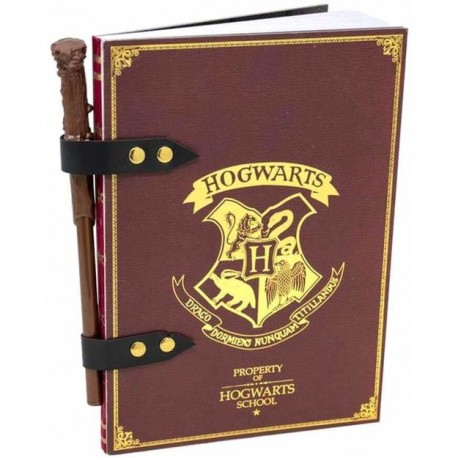 Libreta Premium Luna Lovegood Harry Potter