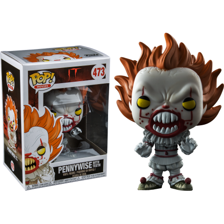 Pennywise iron It 781 funko Pop