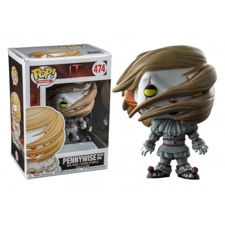 Pennywise teeth 473 funko Pop