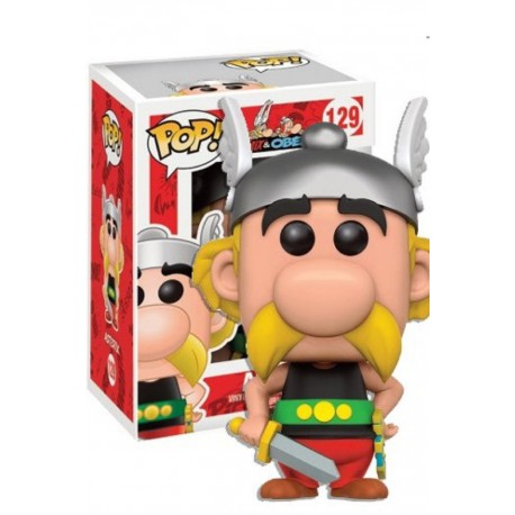 Figura Asterix funko Pop Vinyl