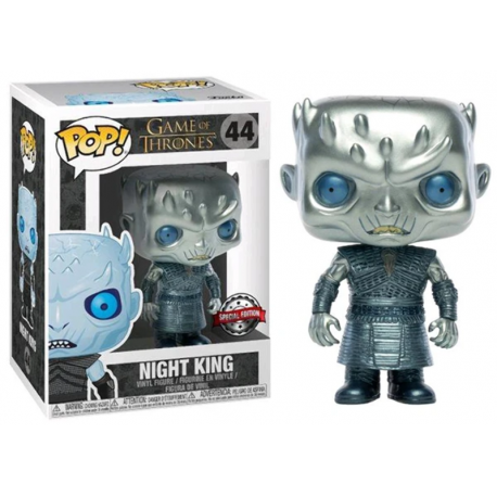 Night King translucent SDCC FIGURA POP VINYL Game of thrones