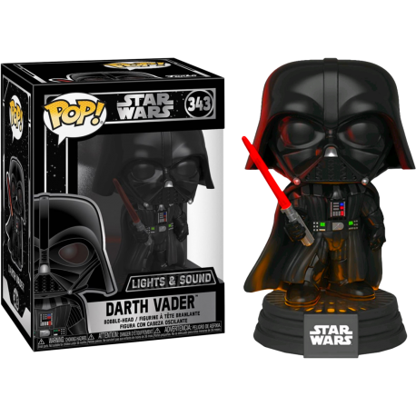 Anakin Skywalker Dark Side Funko Pop Star Wars exclusiva
