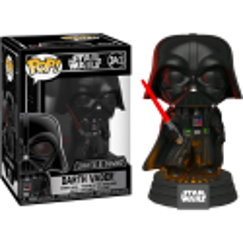 Darth Vader Luz Sonido Funko Pop Star Wars
