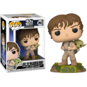 Luke Yoda TRaining Dagobah 363 Funko Pop Star Wars