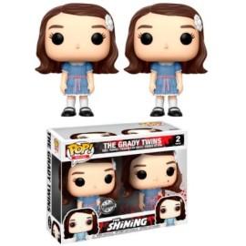 Pack dos figuras el Resplandor Shining Gemelas Grady Twins