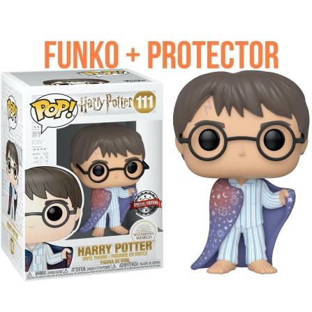 Harry Potter capa invisibilidad exclusivo Funko Pop Vinyl