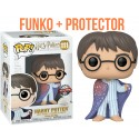 Harry Potter capa invisibilidad 111 exclusivo Funko Pop Vinyl con protector