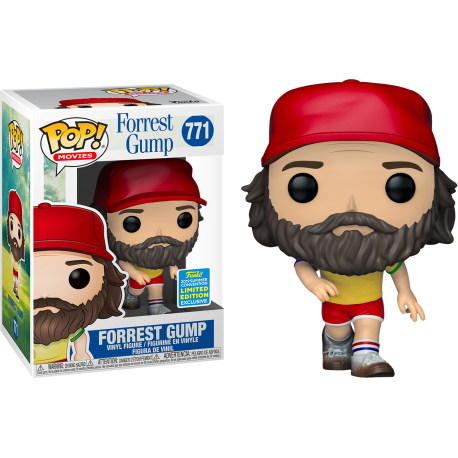 Forrest Gump 771 corriendo Funko Pop Exclusiva SDCC