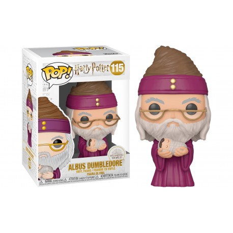 Hermione feather Pluma 113 Harry Potter Funko Pop