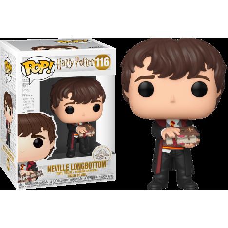 Hermione feather Pluma 113 Harry Potter Funko Pop