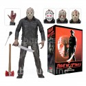 Figura Ultimate Friday the 13th Parte 5: Jason Neca