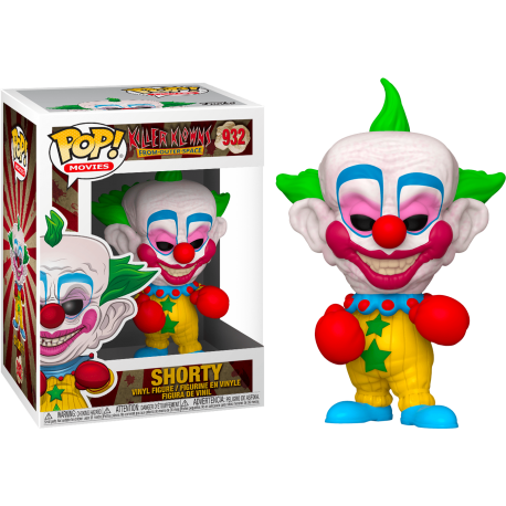 Jumbo Killer Klowns from outer Space 931