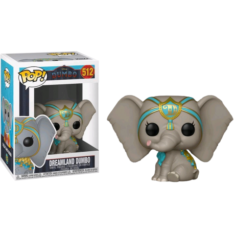 Figura Dumbo Disney Pop Funko
