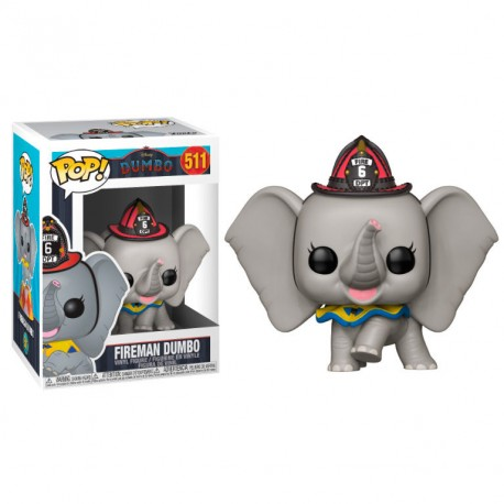 Dumbo Dreamland Disney Pop Funko 512