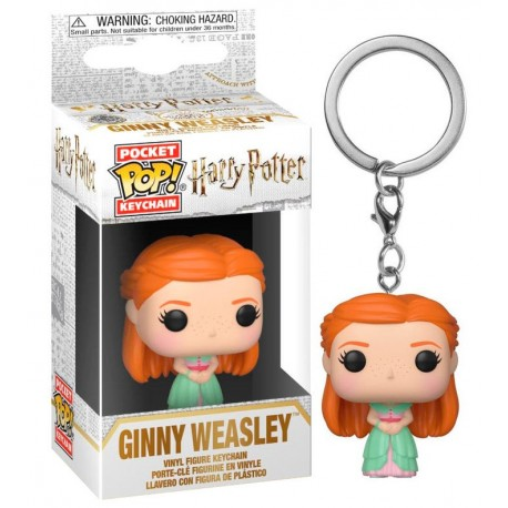 Llavero Yule BAll Harry Potter funko Pop funko keychain