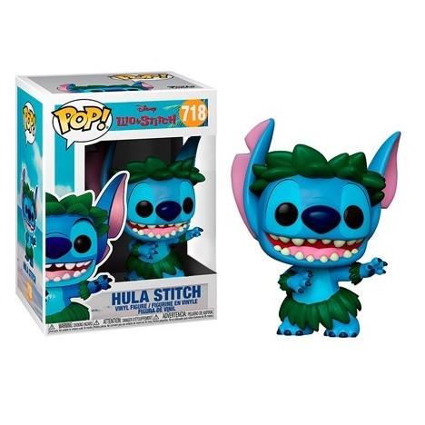 Figura disney Hula Stitch num 718 Pop vinyl Funko Lilo y Stitch