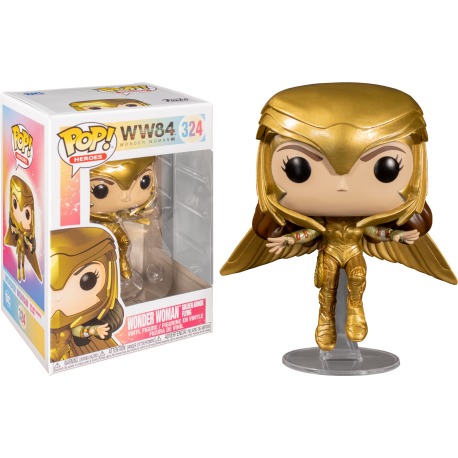 Wonder Woman con lazo WW84 num 321 Pop funko