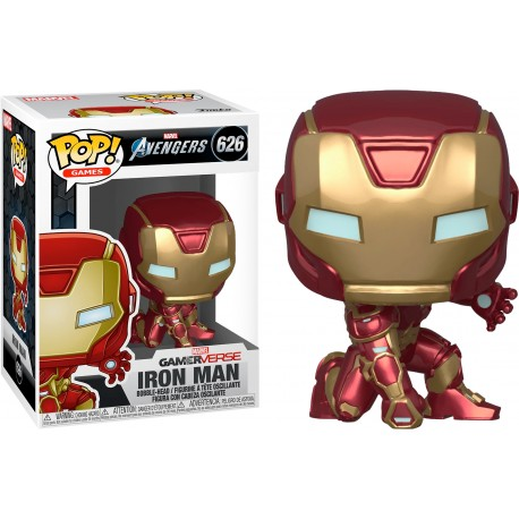 Thor Pop Vinyl Funko Gameverse 628 Vengadores Avengers