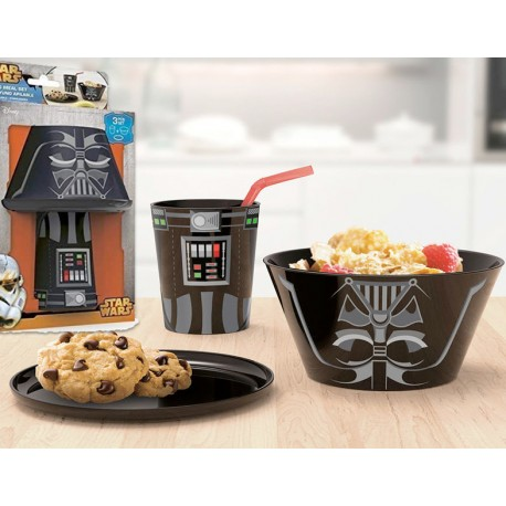 TAZA auto removible Star Wars Darth Vader Feel the Force auto stirring mug autorremovible