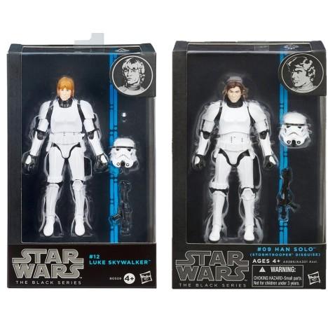 Luke Jedi Knight Black Series Star Wars