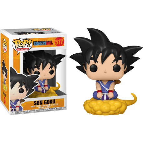 Funko Pop Dragon Ball Super - SSGSS Goku Kamehameha Metallic
