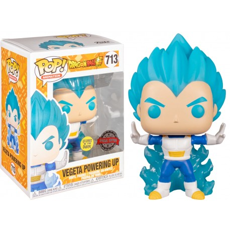 Goku eating noodles Ball Funko Pop 710