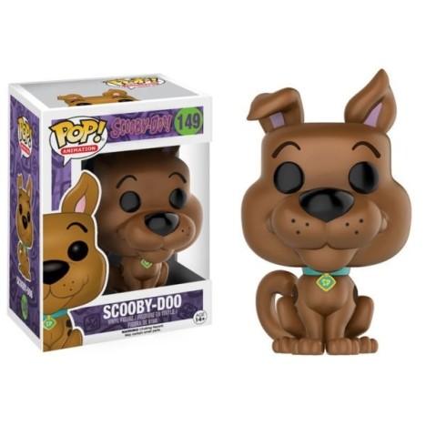 Figura Fred Scooby doo Funko Pop Vinyl