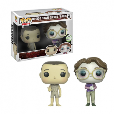 Figura Eleven underWater Stranger Things Pop Vinyl Funko