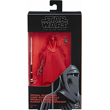 Bly Black Series Star Wars commander