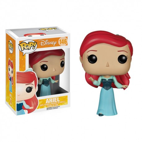 Figura Princesa Ariel Sirenita n220 Disney Pop Funko