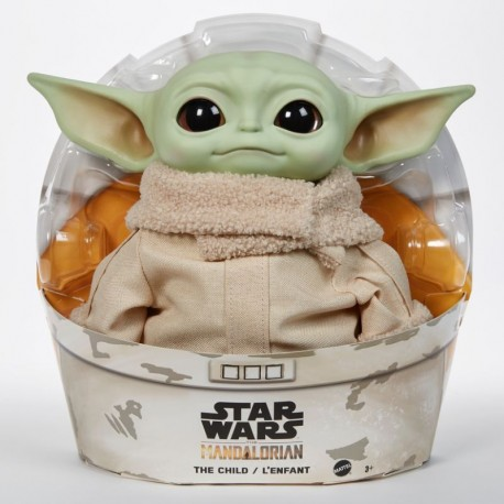 Peluche Porg Interactivo Star Wars The last jedi