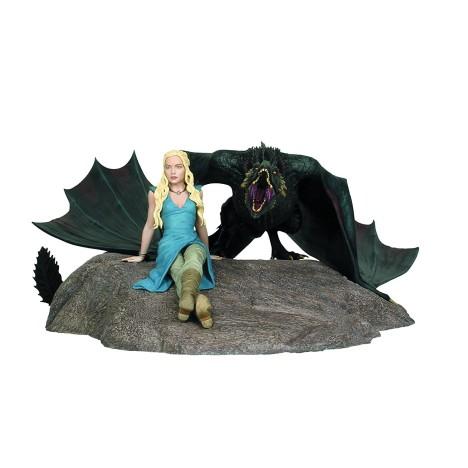 Figura Daenerys Targaryen PVC 18cm Juego Tronos Game Thrones Dark Horse