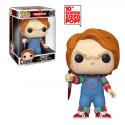 """Chucky Childs play 10"""" 25 cm It Chapter 2 Funko Pop super sized"""