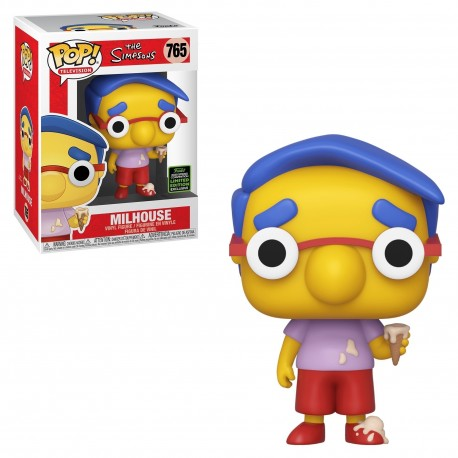 Willie Groundkeeper evil Funko Pop Fall Convention NYCC Simpsons