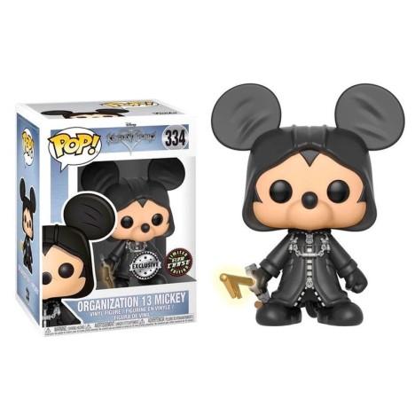 Figura Mickey Organisation num 334 13 Kingdom Hearts funko Pop Vinyl