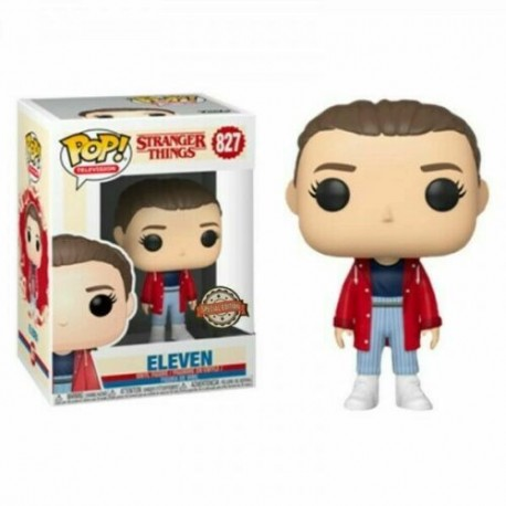 Eleven 827 Funko Pop Stranger Things