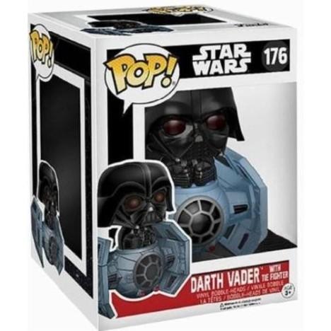 Figura Darth Vader con Tie Ed esp Pop Vinyl Funko Star Wars