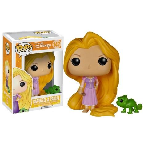 Rapunzel & Pascal num 147 Funko POP