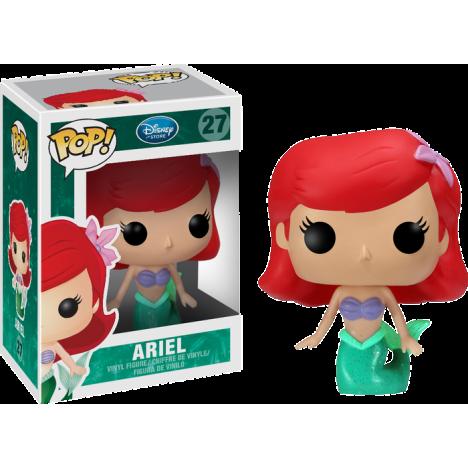 Ariel Sirenita 146 Disney Pop Funko mermaid